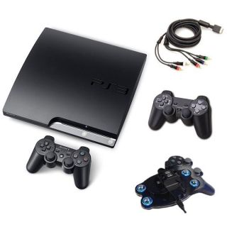 Sony Playstation 3 Slim 120GB Starter Bundle  By Sony Computer
