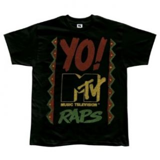 MTV   Yo MTV Raps Soft T Shirt   X Large Clothing