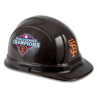 San Francisco Giants 2012 World Series Champions Hard Hat