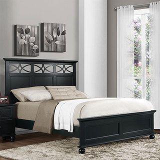 Piston Black Full size Bed