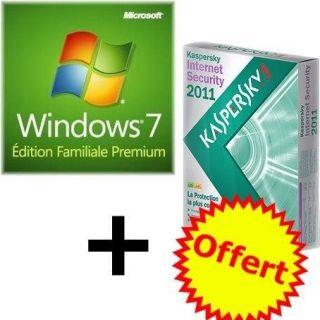 LOGICIEL BUREAUTIQUE MS W7 Premium OEM 64 bits