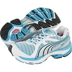 Puma Complete Vectana W White/Blue Mist/Silver Metallic/Black Athletic