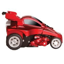 Blue Hat RC Transforming Robot Car Jr Set