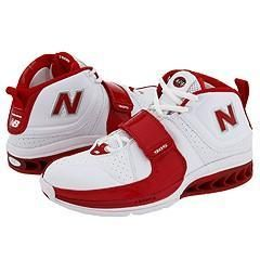 New Balance BB905 White/Red Athletic
