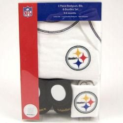 Pittsburgh Steelers Infant Gift Set