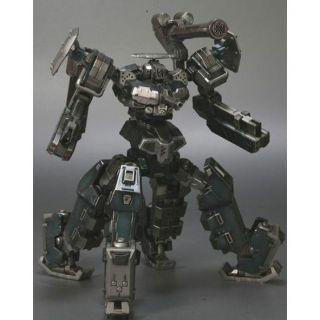 ARMORED CORE   Figurine Fine Scale Model Kit 1/72 Crest CR C75U2 Delta