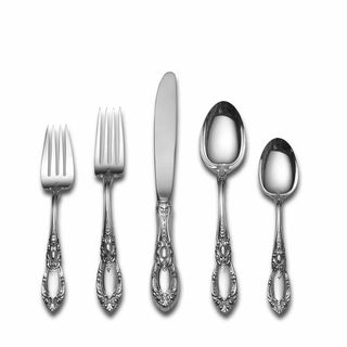 Towle King Richard 66 piece Sterling Silver Flatware Set