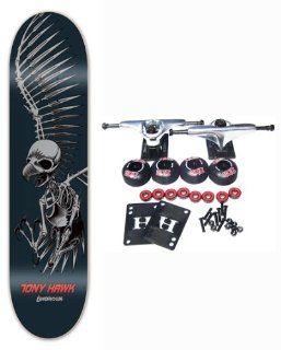BIRDHOUSE Skateboards TONY HAWK FULL SKULL Complete