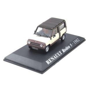 43   Achat / Vente MODELE REDUIT MAQUETTE Renault Rodeo 5 (1982) 143