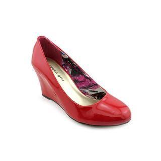 Madden Girl Womens Ursey Patent Dress Shoes (Size 8)