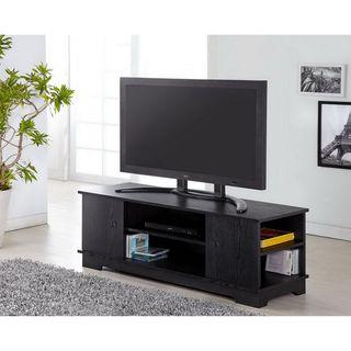 Colbie Modern TV Cabinet in Black