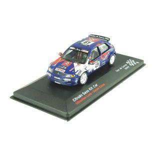 1999) Corse 143 Loeb/Elena   Citroen Saxo Kit Car (1999) Corse 143