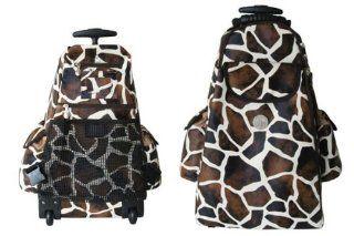 Jet Mama Giraffe Tennis Trolley Bag 09