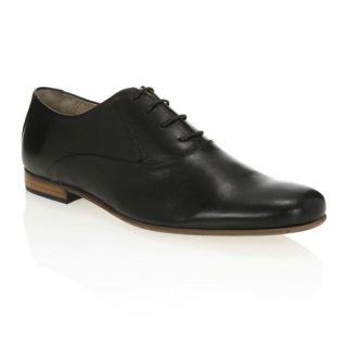 BRADFORD Chaussures Derby Cuir Jen Homme Noir   Achat / Vente DERBY