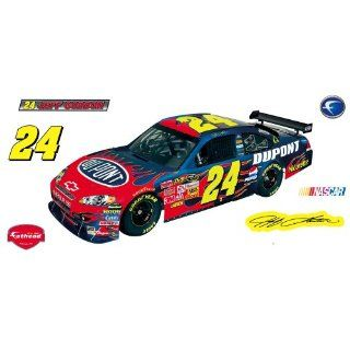Fathead Jeff Gordon Car Wall Decal Sports & Outdoors