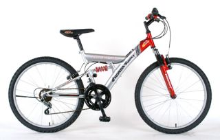 Honda Racing 24 inch Mountain Bike