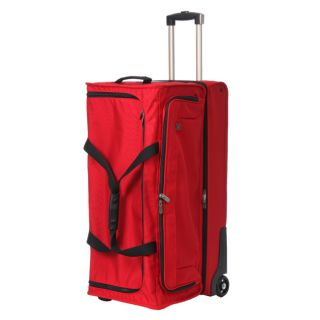 Victorinox Mobilizer Red NXT 30 inch Collapsible Wheeled Duffel Bag