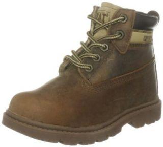 Caterpillar Colorado Plus Brown Infant Boots US Size 12 Shoes