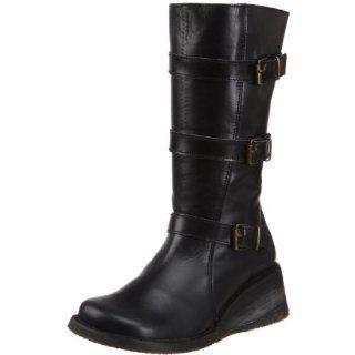 Diem Womens 5316 Knee High Boot,Savoy Black,40 EU / 10 B(M) US: Shoes