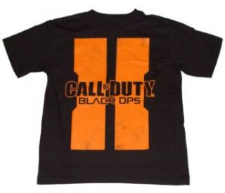 Call of Duty Black Ops 2 Boys T Shirt Clothing