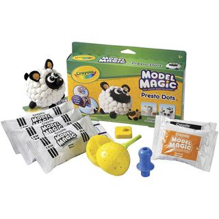 Crayola Model Magic Presto Sheep Dots Kit