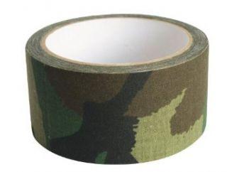 Web Tex British Military Fabric , Camouflage Tape