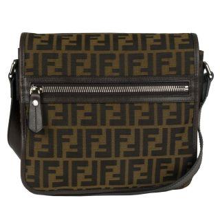 Fendi Zucca Cross body Bag