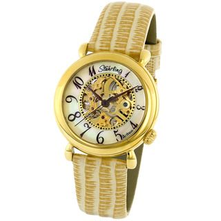 Stuhrling Original Womens Lady Wall Street Watch