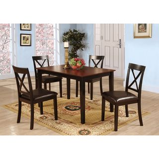 Eva 5 piece Dining Set