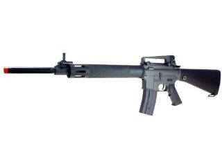 JG M16A4 M16 UFC Competition Full Size Airsoft AEG Rifle
