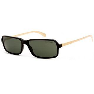 Ralph Lauren Womens Purple Label Black Fashion Sunglasses