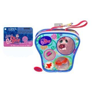 Littlest Pet Shop Purse Carry Case Ladybug Sports