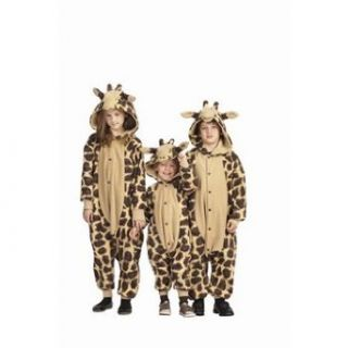 Georgie Giraffe Funsies Child Costume Size 8 10 Medium