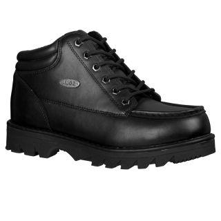 Lugz Mens Triumph Black Boots
