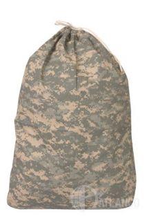 ACU Digital Camo Pattern Laundry Bag Clothing