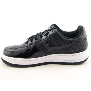 Nike Youth Kids Boyss Air Force 1 Black Athletic (Size 5.5