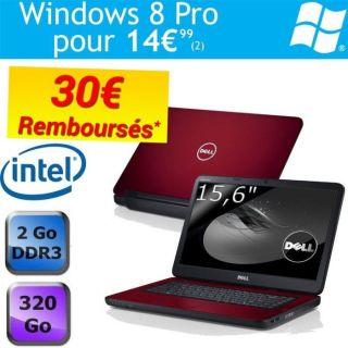 DELL Inspiron N5050 Red   Achat / Vente ORDINATEUR PORTABLE DELL