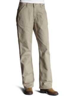 Carhartt Womens Washed Duck Work Pant/ Straight Leg