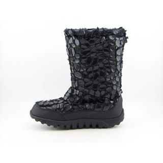 Mountrek Womens Lisa Congo Print Black Boots (Size 6)