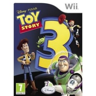TOY STORY 3 / Jeu console Wii   Achat / Vente WII TOY STORY 3 / Jeu