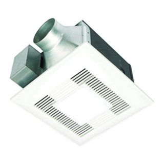 Panasonic WhisperLite 80 CFM Vent Fan with Light