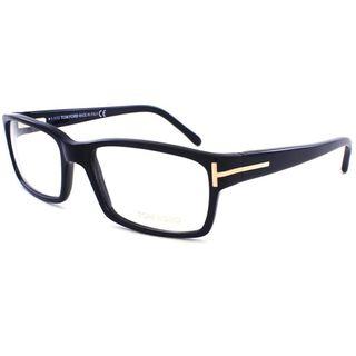Tom Ford Womens Black Optical Eyeglass Frames