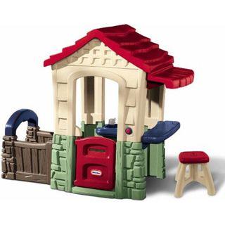 Secret Garden Playhouse