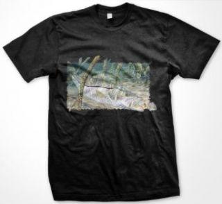 Mangrove Monster Fish Snook Mens T shirt, Fishing and