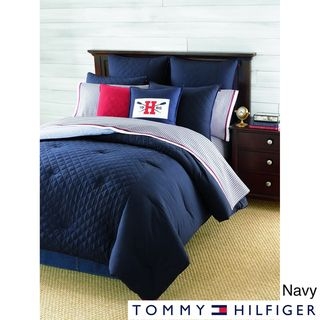Tommy Hilfiger Piper Twin Comforter Cover Set 2 Piece