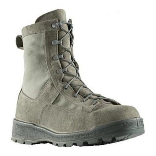 Mens Wellco Insulated Waterproof Steel Toe Combat Boot 600G Sage