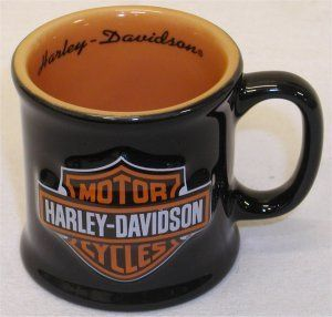Harley Davidson Logo Mini Mug Shot Glass Sports