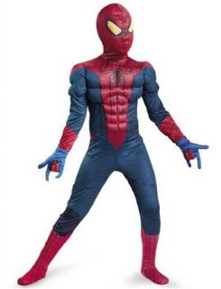 Spiderman Movie Classic Muscle Costume Clothing