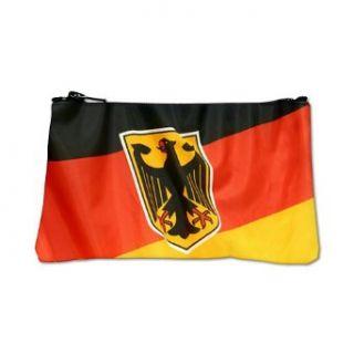 Artsmith, Inc. Coin Purse (2 Sided) German Flag Waving