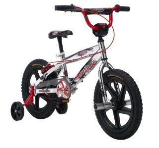 Mongoose Speed Demon Boys Bike (16 Inch Wheels) Sports